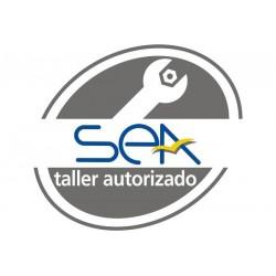 Taller autorizado por Grupo Sea