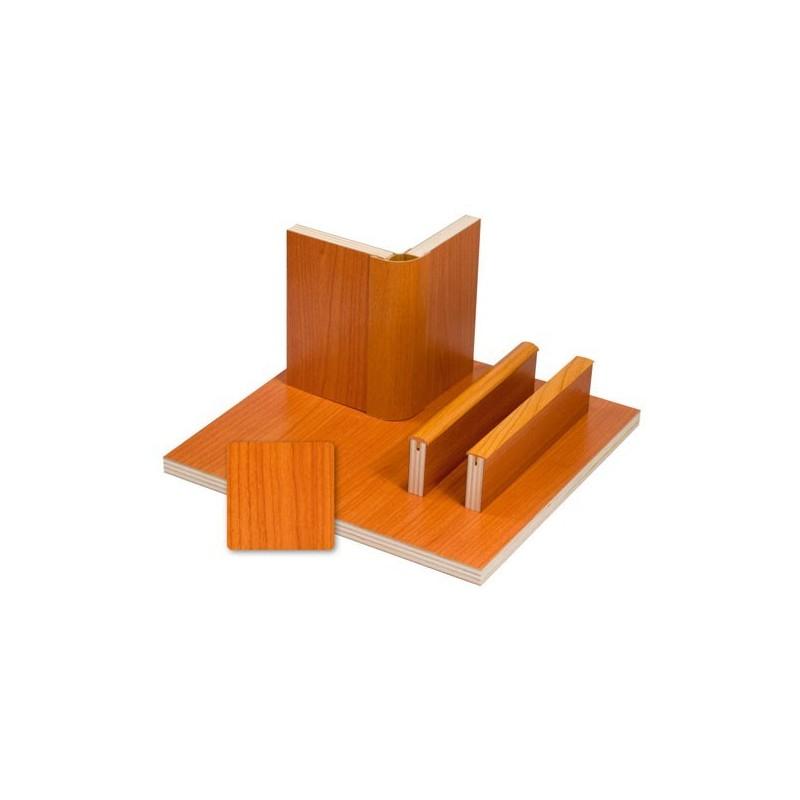 Muebles color cereza for Pared color cereza