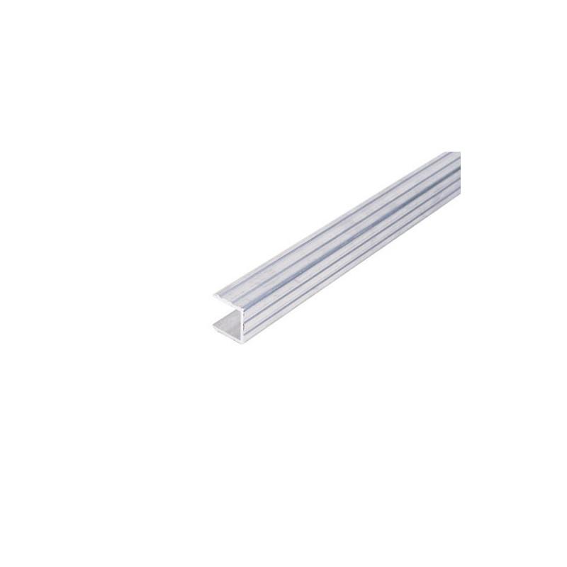 Perfil en u de aluminio - Perfil aluminio u ...