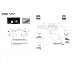Kit Purga Oria para Mercedes 519