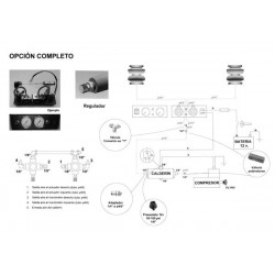 Kit N. Completa Oria - Ford D/RUE. TR.
