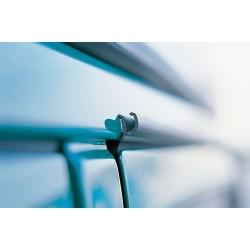Canalón para puerta. 150 cm.