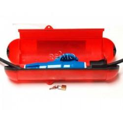 Caja de seguridad para cable