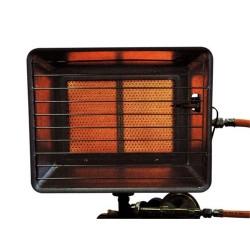 Calentador de gas 2,5-4,2kW